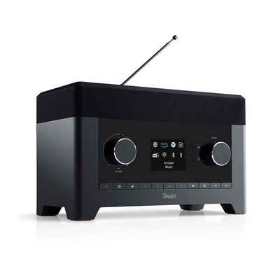 Teufel »RADIO 3SIXTY« Audio-System (Digitalradio (DAB), FM-Tuner, Internetradio, UKW mit RDS, FM-Tuner mit RDS, 30 W)