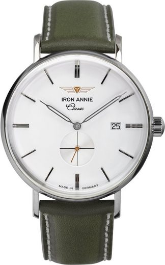 IRON ANNIE Quarzuhr »Classic, kleine Sekunde, 5938-1O«, Sondermodell OTTO