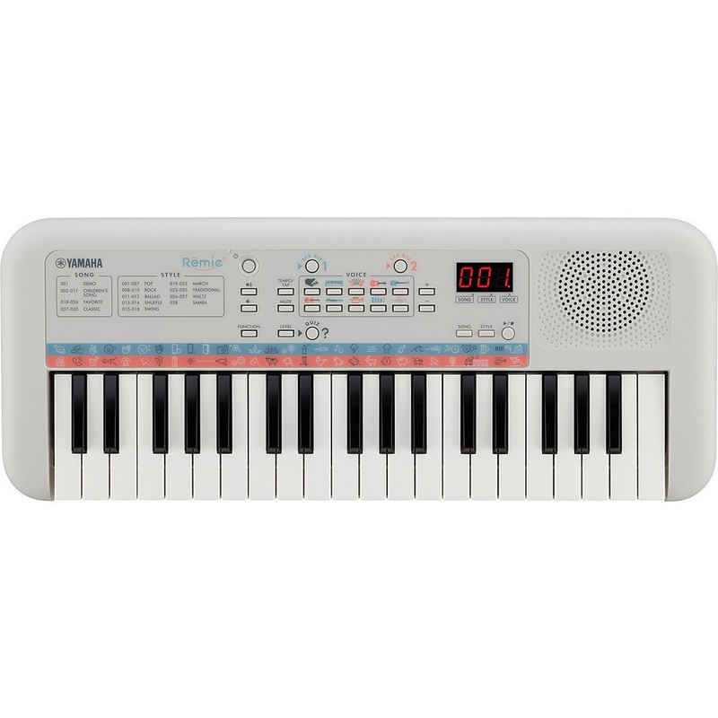 Yamaha Spielzeug-Musikinstrument »Tragbares Keyboard, 37 Tasten«