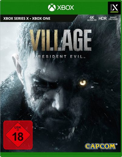 Resident Evil Village Xbox Series X, Xbox One