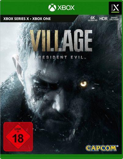 Resident Evil Village Xbox One, Xbox Series X