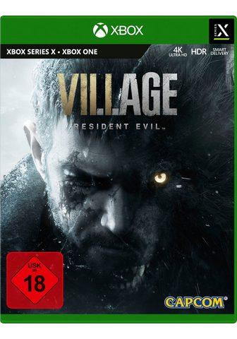 Capcom Resident Evil Village Xbox Series X Xb...