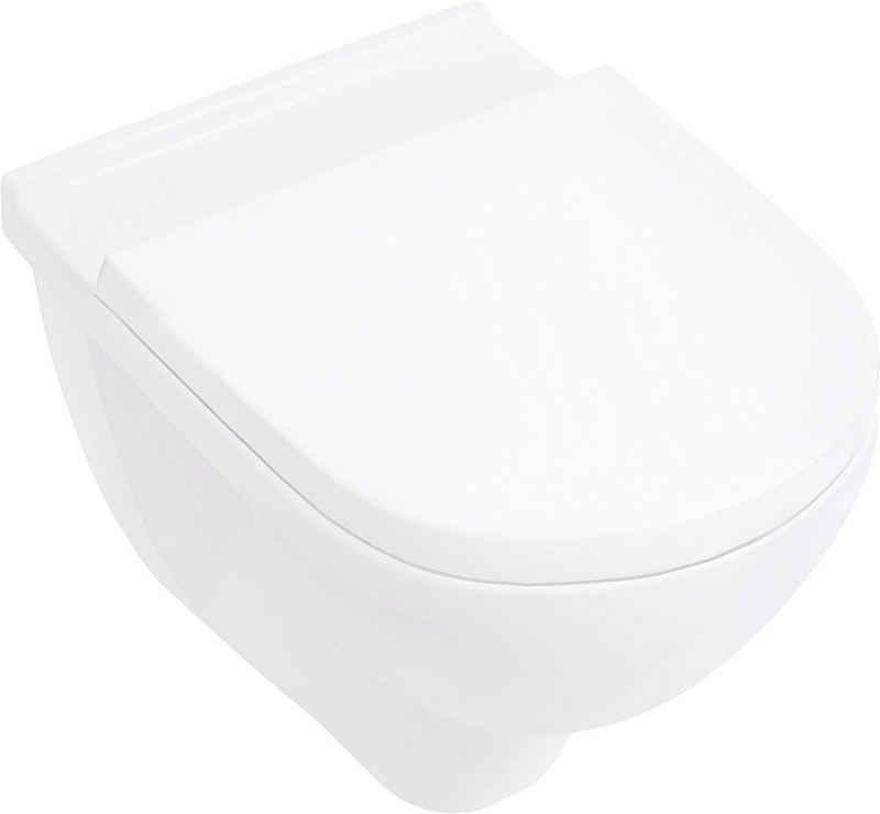 Villeroy & Boch Tiefspül-WC »O.Novo directflush«, spülrandlos