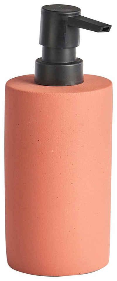 Zeller Present Seifenspender »Teracotta«, (1-tlg), aus Zement