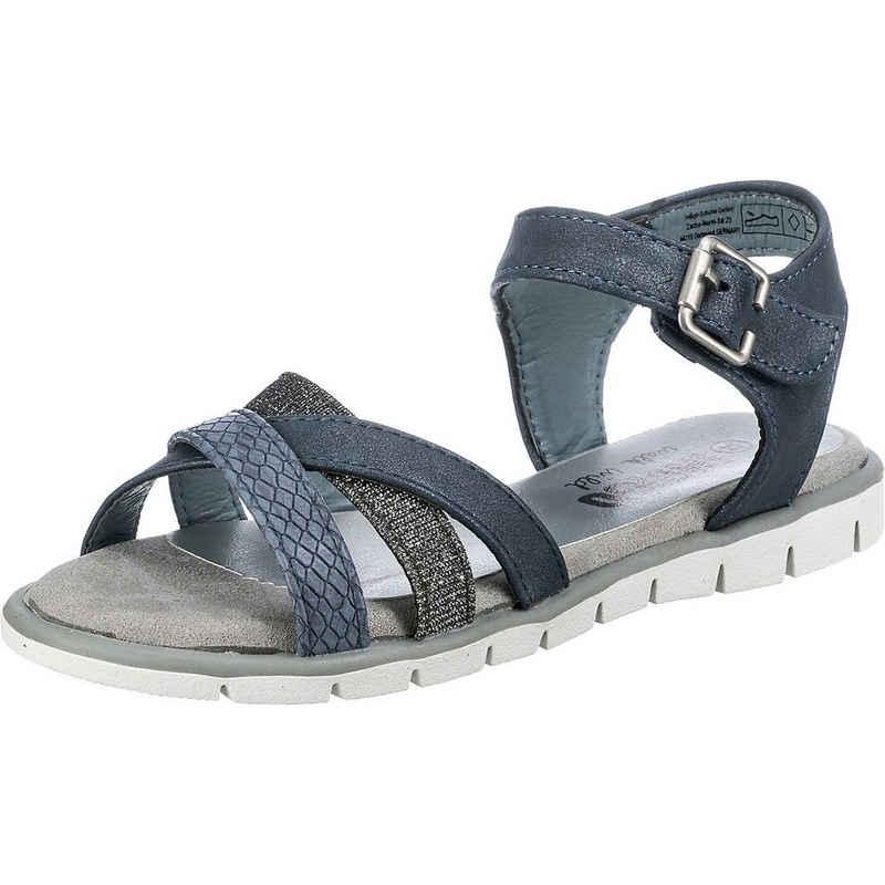 Indigo »Sandalen für Mädchen« Schnürschuh