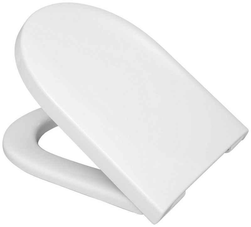 HARO WC-Sitz »Tube« (1-St), mit Absenkautomatik