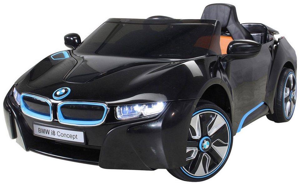 actionbikes motors elektroauto »bmw i8« für kinder ab 3