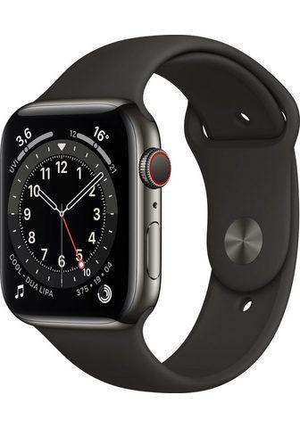 Apple Series 6 GPS + Cellular Aluminiumgehäu...
