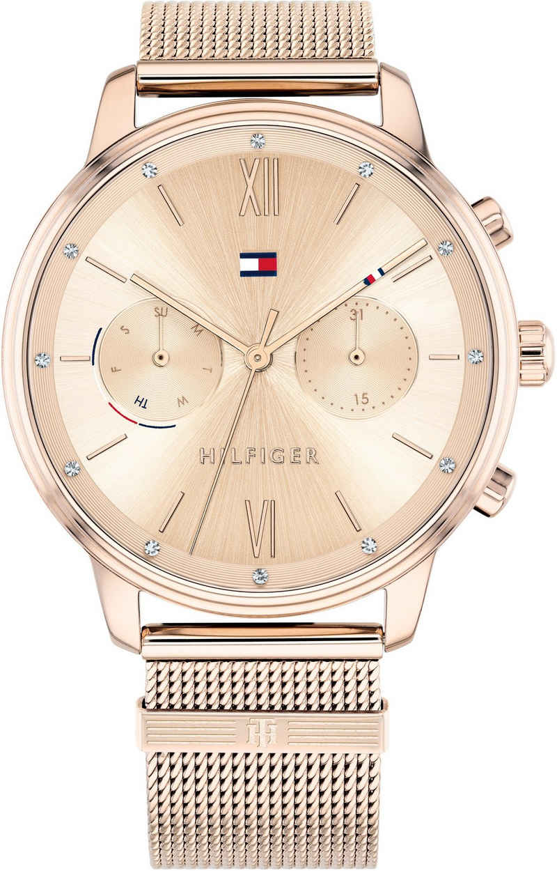 Tommy Hilfiger Multifunktionsuhr »Casual, 1782303«