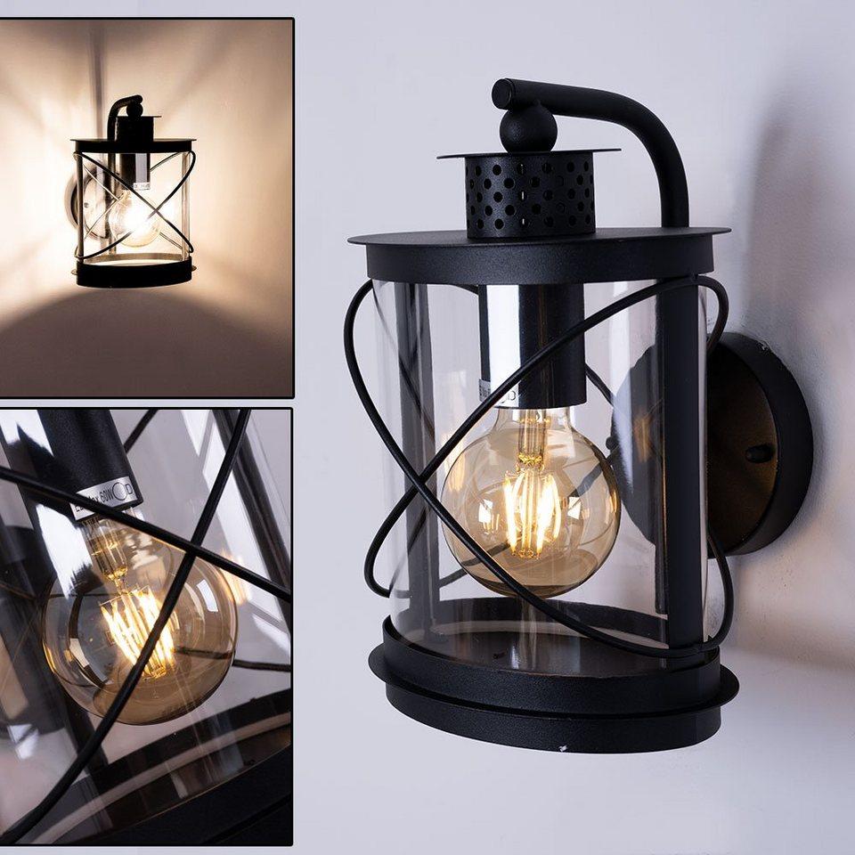 LED Down Außen Wand Eingang Garten Leuchte Lampe Warmweiß 6W 230V