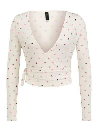 Y.A.S (Petite) Langarmshirt »HANNAH« (1-tlg)