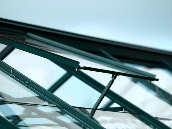 Vitavia Dachfenster, ohne Verglasung, grün