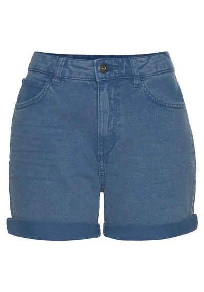 Damen Jeans kurz Betty Bermuda Fb blue stone washed