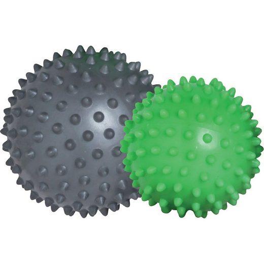 Schildkröt-Fitness Fitnessmatte »Noppenball- / Massageball-Set«