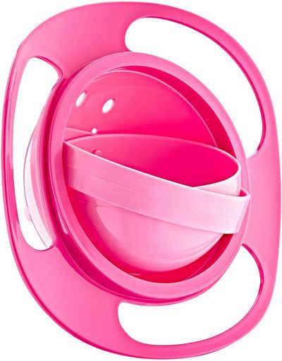 Babyjem Teller »Amazing Bowl, pink«, Made in Europe