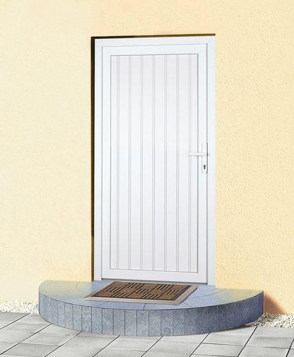 KM MEETH ZAUN GMBH Mehrzweck-Haustür »K608P«, BxH: 108 x 208 cm, in 2 Varianten
