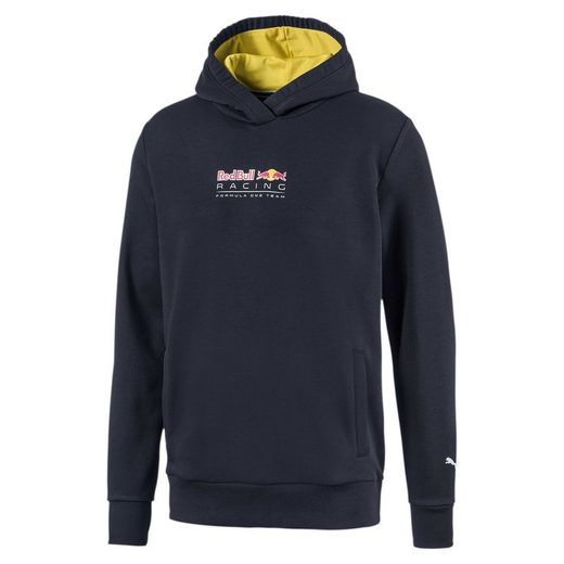 PUMA Sweater »Red Bull Racing Dynamic Bull Herren Hoodie«