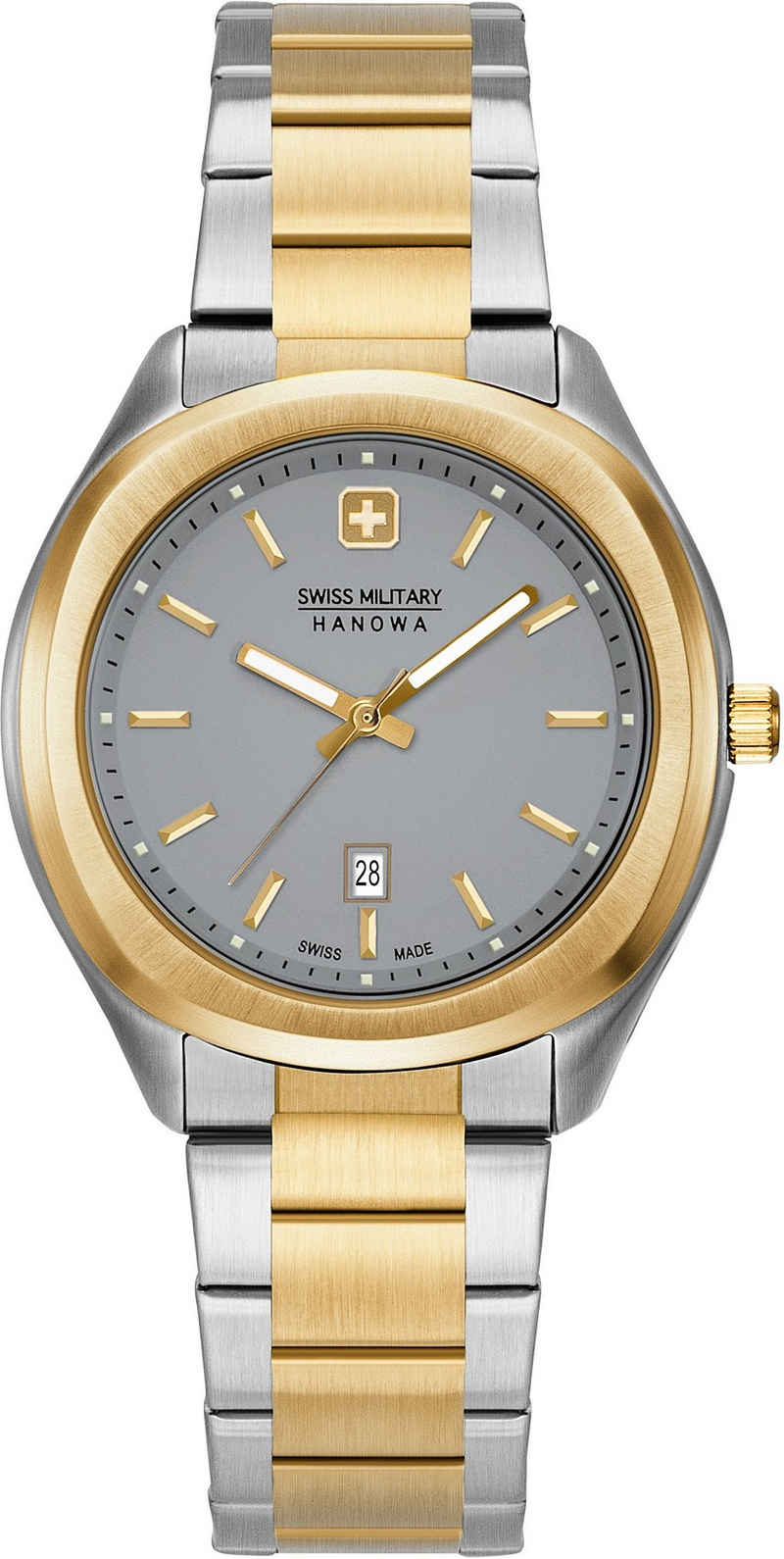 Swiss Military Hanowa Schweizer Uhr »ALPINA, 06-7339.55.009«