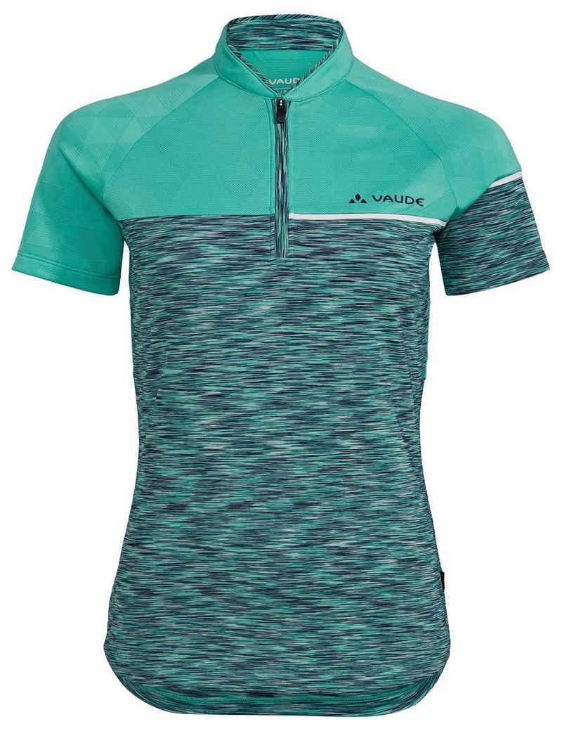VAUDE T-Shirt »Women's Altissimo Shirt« (1-tlg) Grüner Knopf