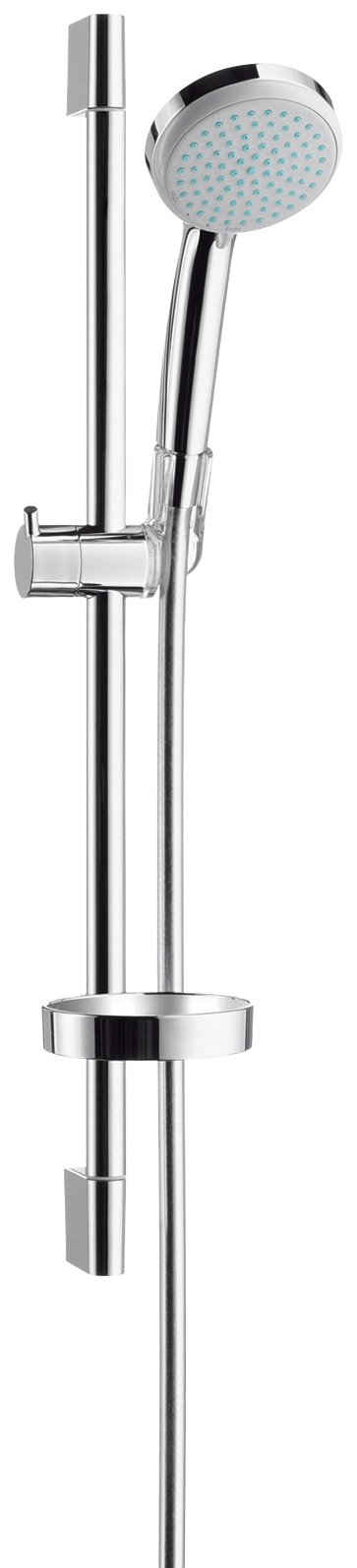 hansgrohe Brausegarnitur »Croma 100 Vario«, Höhe 65 cm, 1/2 Zoll