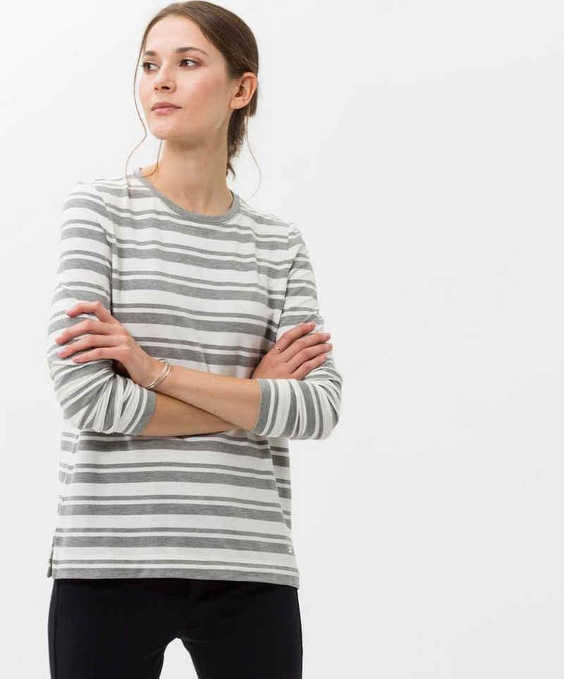 Brax Kurzarmshirt »Style CARA«