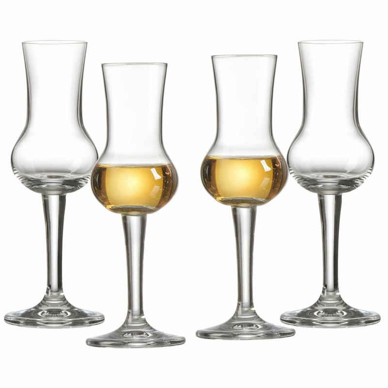 Ritzenhoff & Breker Grappaglas »Mambo 4er Set«, Kristallglas