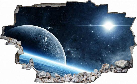 DesFoli Wandtattoo »Weltall Universum Planeten C1169«