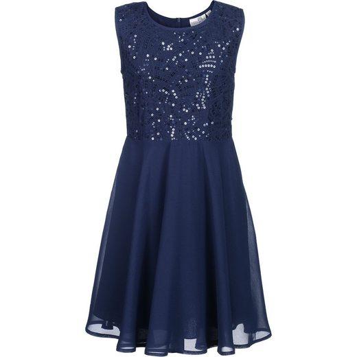 happy girls A-Linien-Kleid