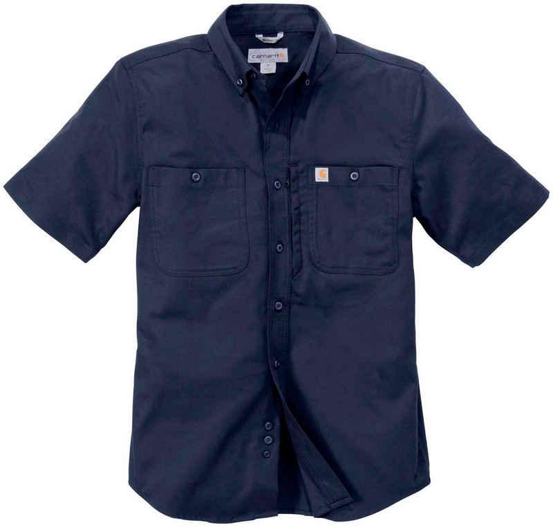 Carhartt Kurzarmhemd »Rugged Professional S/S Work Shirt« knitterresistent