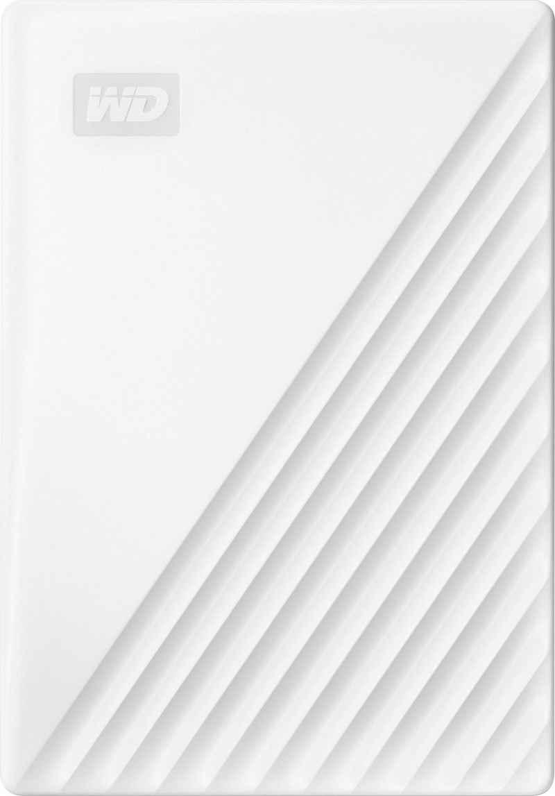 WD »My Passport™ White Edition« externe HDD-Festplatte (2 TB) 2,5)