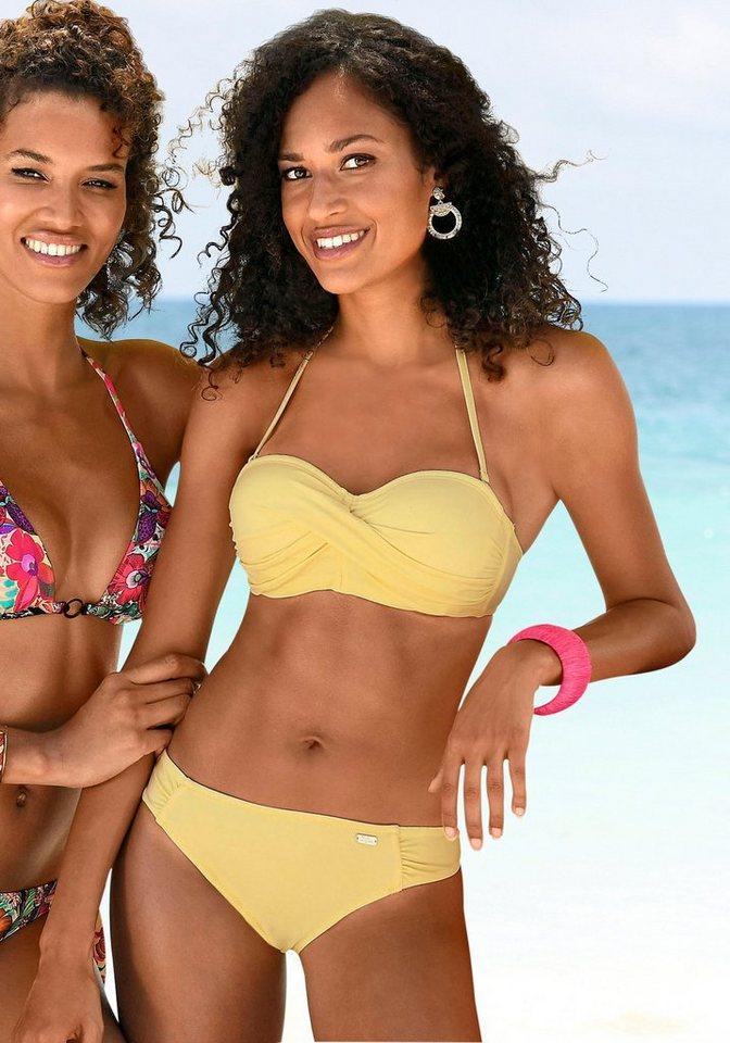 Bademode - Buffalo Bandeau Bikini mit getwisteter Optik ›  - Onlineshop OTTO