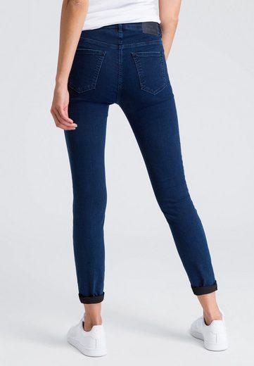 MARC AUREL 5-Pocket-Jeans im Blue-Denim Look