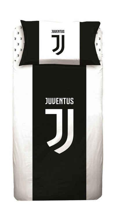 Bettwäsche »Juventus FC Fußball Bettwäsche 140 x 200 cm«, Juventus Turin
