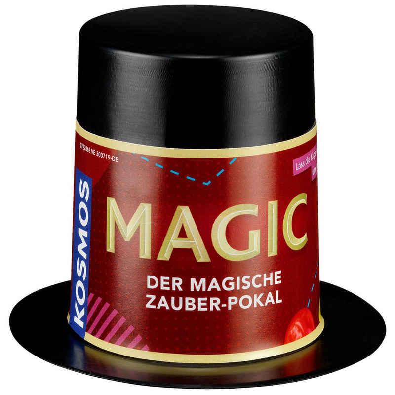 Kosmos Zauberkasten »Magic Mini Zauberhut - Der magische Zauber-Pokal«