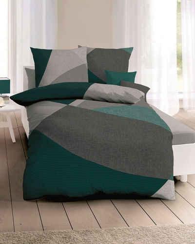Bettwäsche »Vista«, Kaeppel, grafisches Design