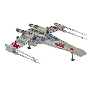 Hasbro Spielzeug-Flugzeug »Hasbro E6137 - Kenner - Star Wars - Vintage Collection, Luke Skywalker´s X-Wing Fighter«
