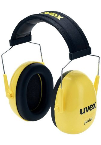 Uvex Kapselgehörschutz »K junior« gelb 29 D...