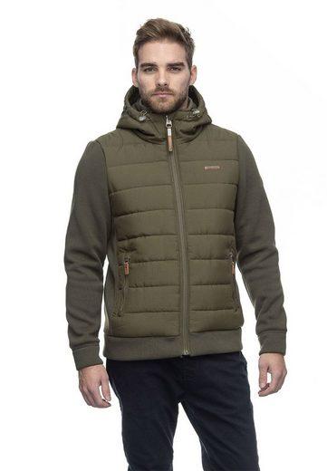 Ragwear Kurzjacke »Ragwear Jacke Herren DORYAN 2022-60015 Grün Olive 5031«