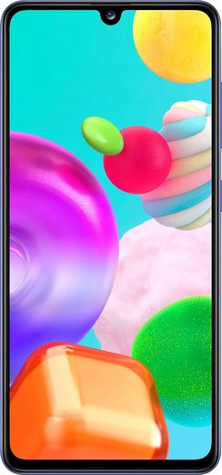 Samsung Galaxy A41 Smartphone (15,51 cm/6,1 Zoll, 64 GB Speicherplatz, 48 MP Kamera)