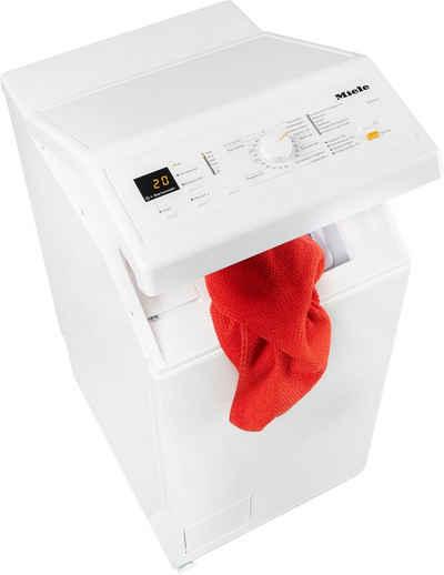 Miele Waschmaschine Toplader WW670 WPM, 6 kg, 1300 U/min
