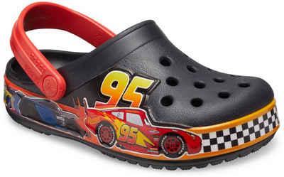 """Crocs »Crocs FL Disney and Pixar Cars« Clog mit Auto-Motiv von """"Cars"""""""