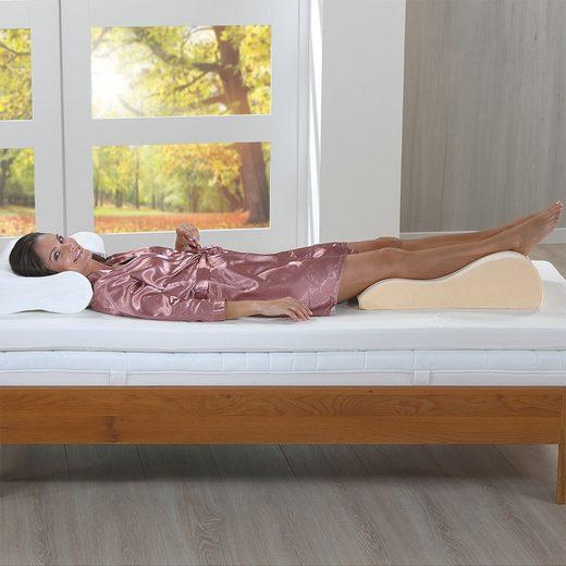 Best-Schlaf-System Keilkissen »Venen- / Beinruhekissen«