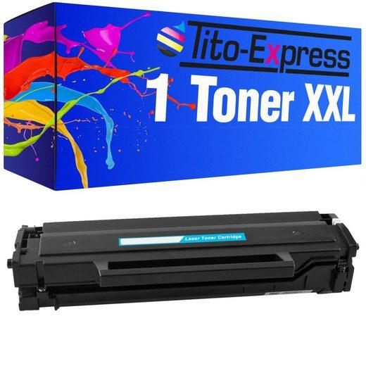Tito-Express PlatinumSerie Tonerpatrone »ersetzt Samsung Toner MLT-D111L 111L / MLT-D111S 111S SU799A (1.800 Seiten)«