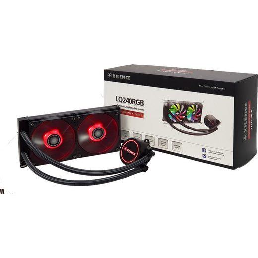 Xilence CPU Kühler »LiQuRizer LQ240 RGB«