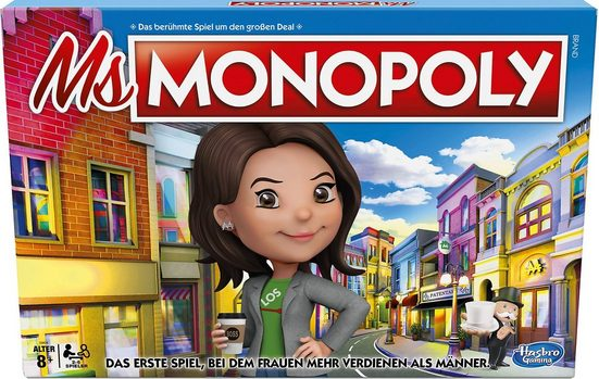 Hasbro Spiel, »MS Monopoly«