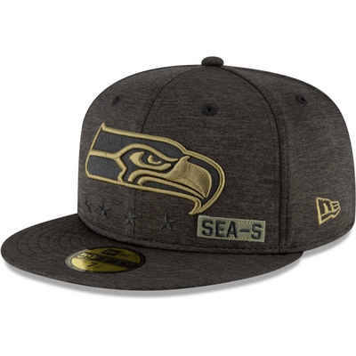 New Era Fitted Cap »59FIFTY NFL Salute to Service 2020«
