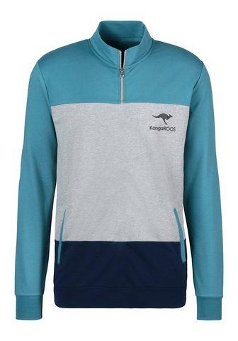 KangaROOS Sportinio stiliaus megztinis su Stehkr...