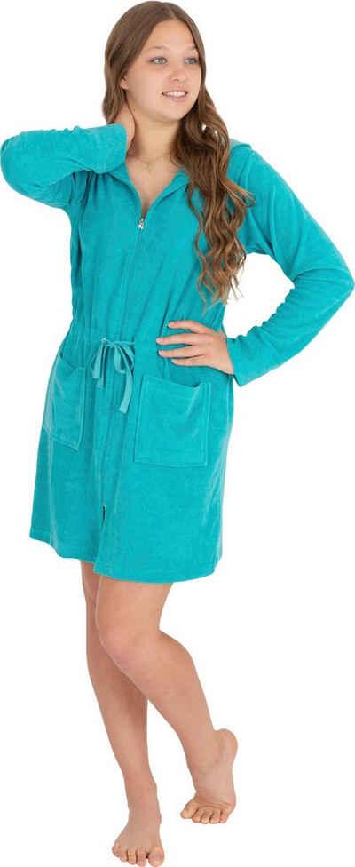 Damenbademantel »031«, Wewo fashion, mit Tunnelzug zum Binden