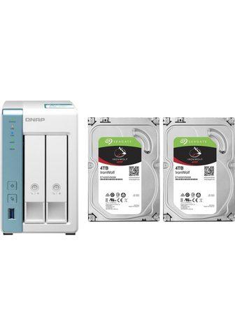 QNAP Turbo NAS TS-231K NAS-Server (inklusiv...