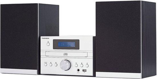 Thomson »Thomson Micro-Kompaktanlage MIC122DABBT« Stereoanlage
